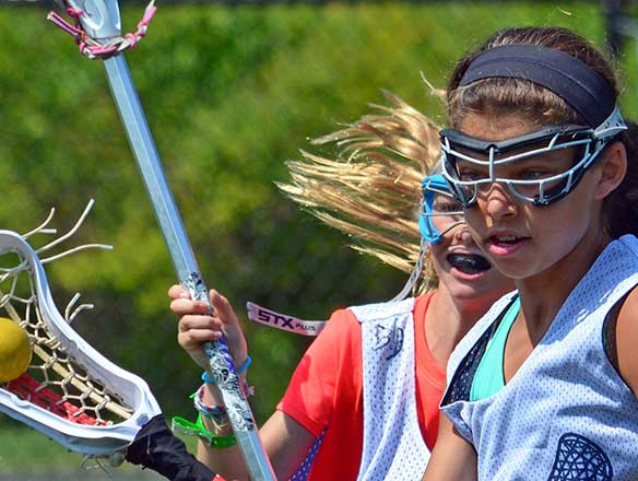Future Stars Lacrosse Camp for girls