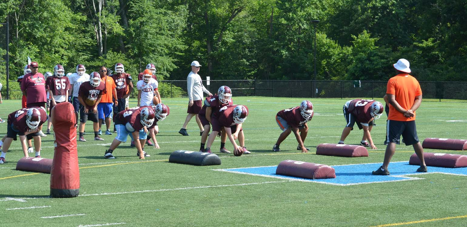 Long Island Youth Football Camps