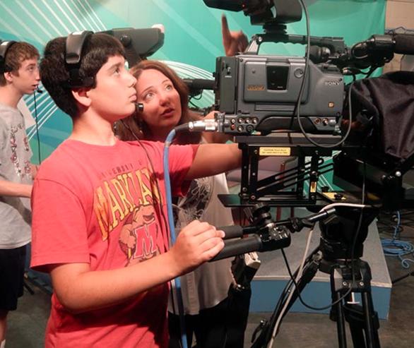 Multimedia Camp